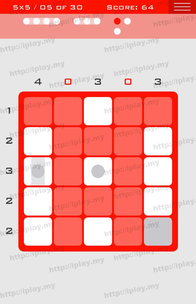 Logic Dots 5x5 - 5
