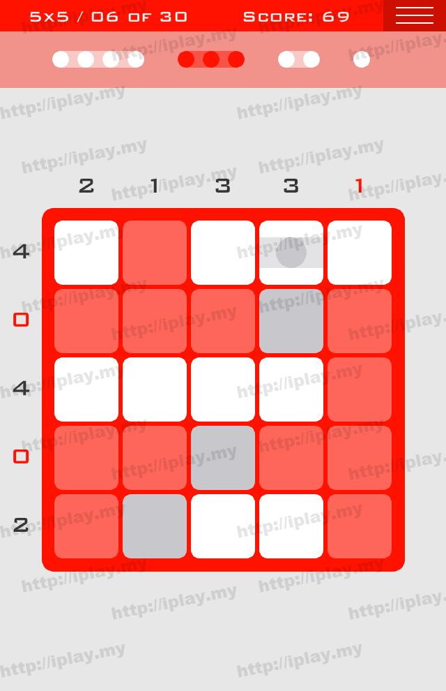 Logic Dots 5x5 - 6