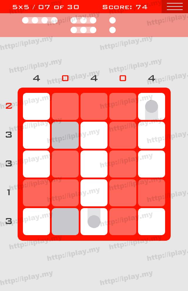 Logic Dots 5x5 - 7
