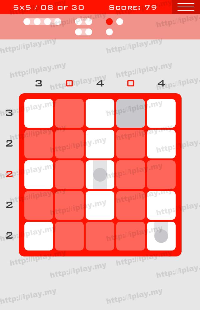 Logic Dots 5x5 - 8
