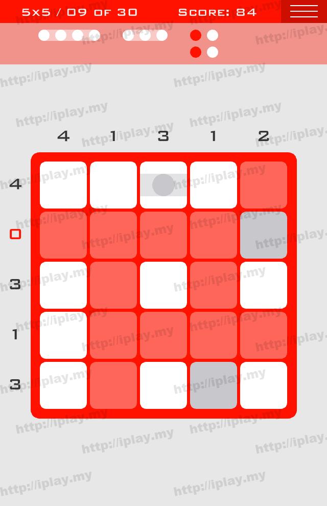 Logic Dots 5x5 - 9