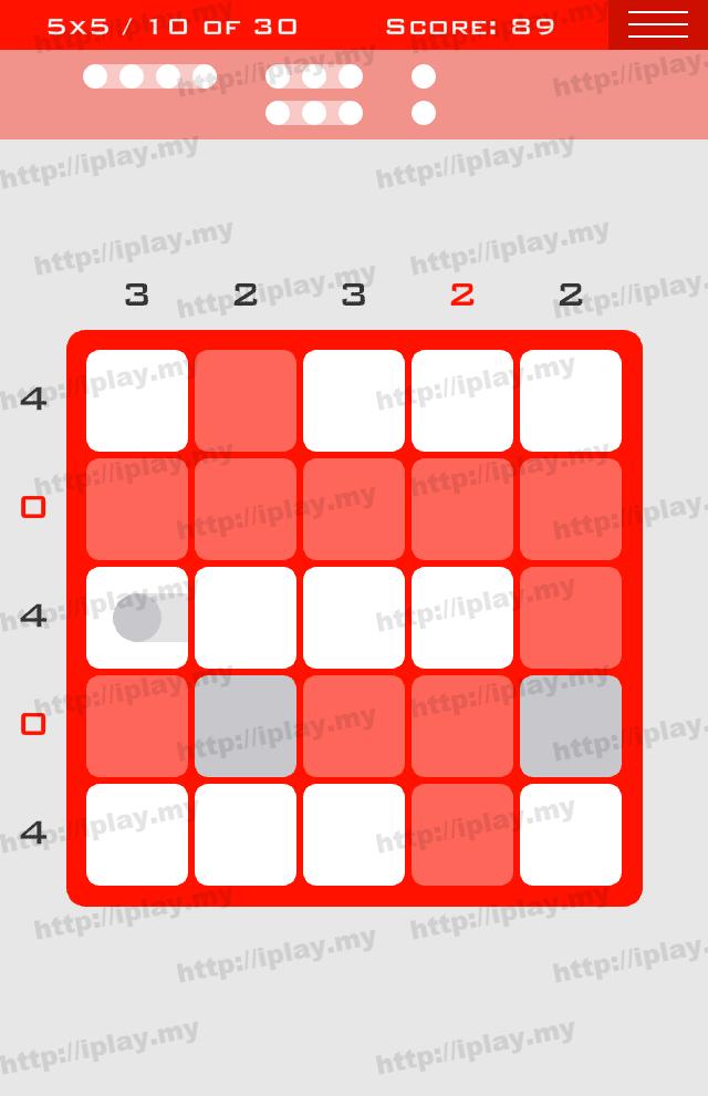 Logic Dots 5x5 - 10