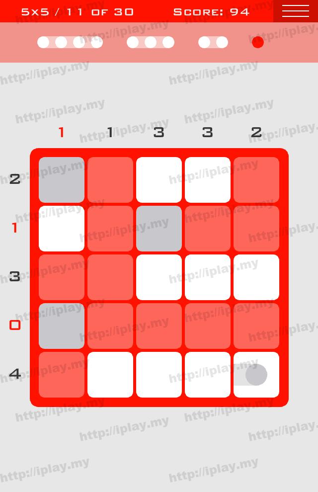 Logic Dots 5x5 - 11