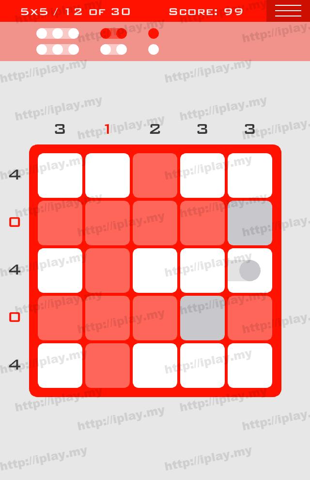 Logic Dots 5x5 - 12