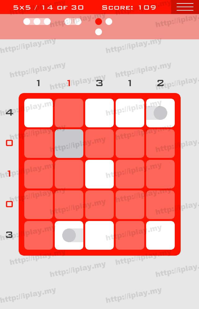 Logic Dots 5x5 - 14