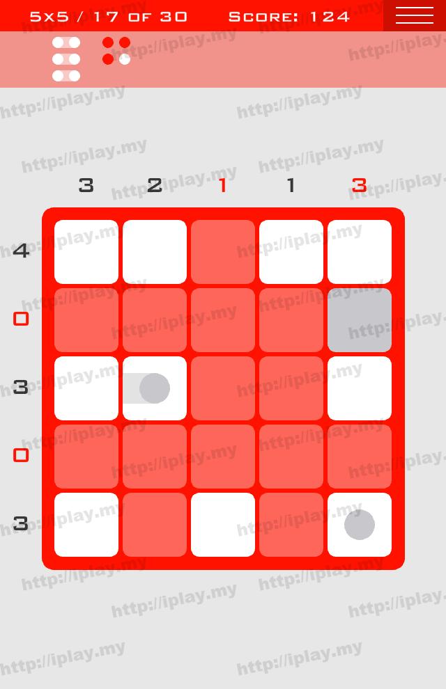 Logic Dots 5x5 - 17