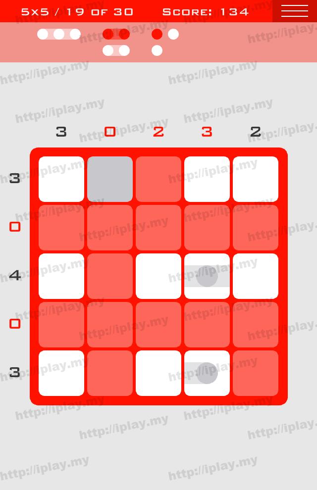 Logic Dots 5x5 - 19
