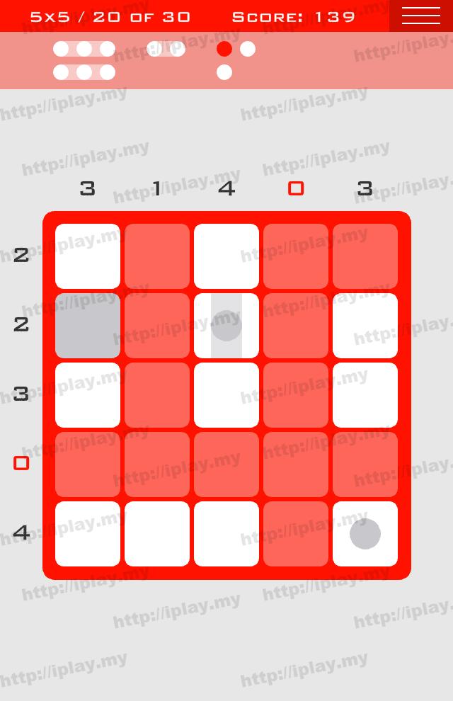 Logic Dots 5x5 - 20