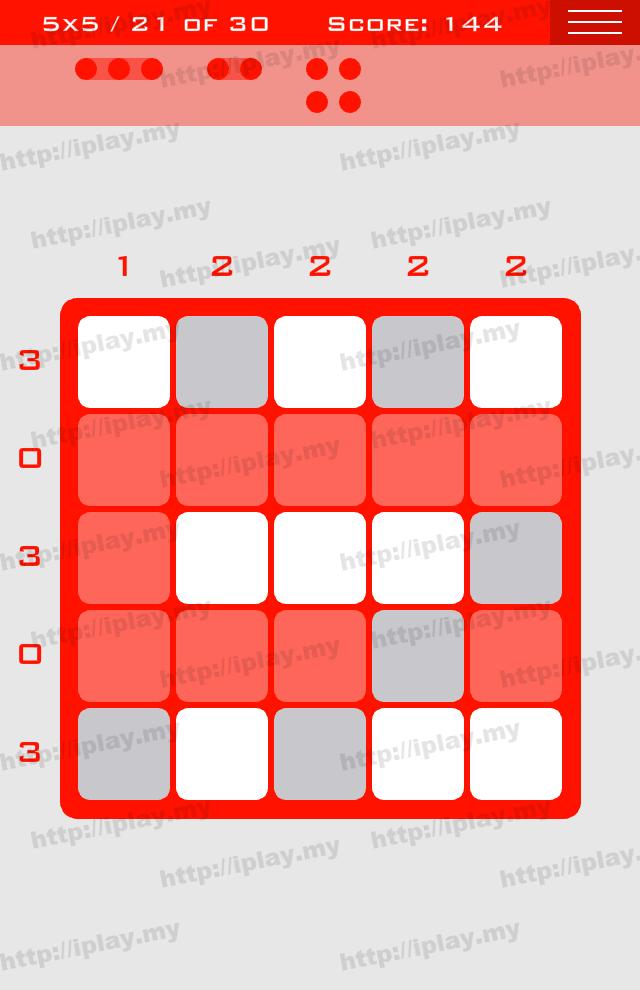Logic Dots 5x5 - 21