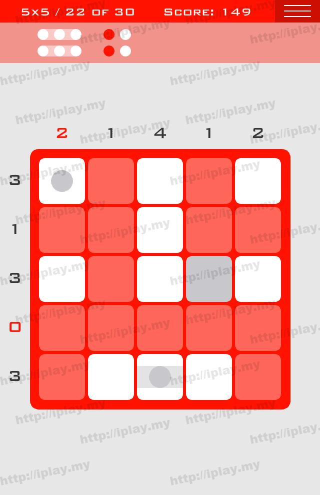 Logic Dots 5x5 - 22