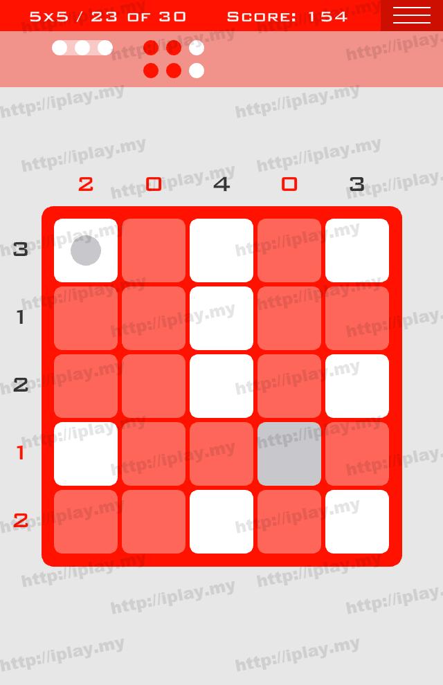 Logic Dots 5x5 - 23