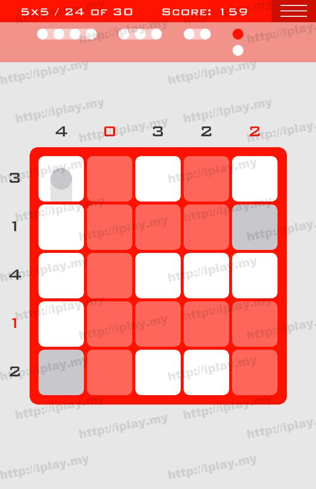 Logic Dots 5x5 - 24
