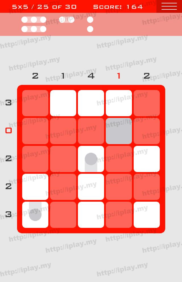Logic Dots 5x5 - 25