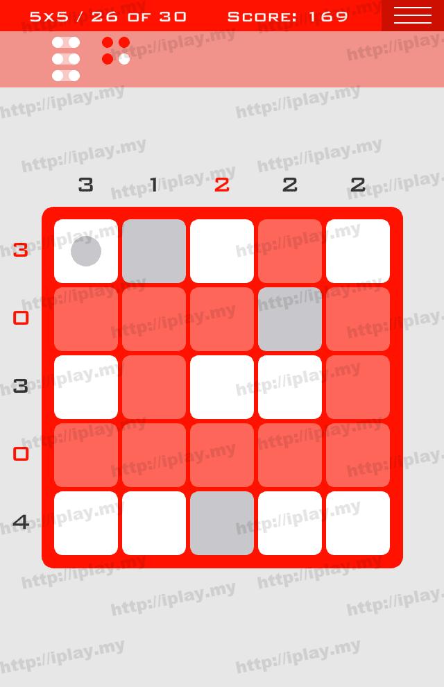 Logic Dots 5x5 - 26