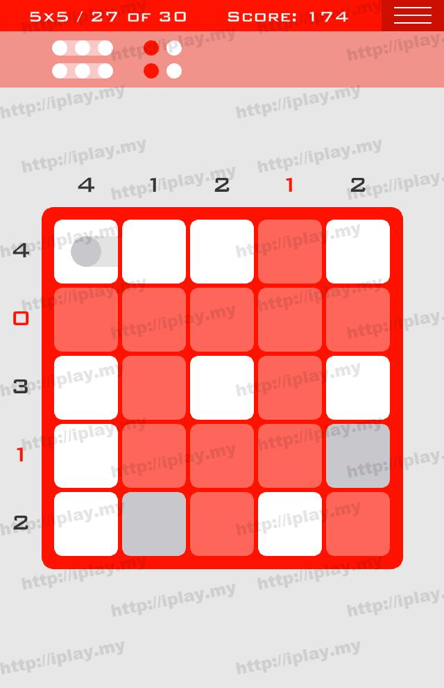Logic Dots 5x5 - 27