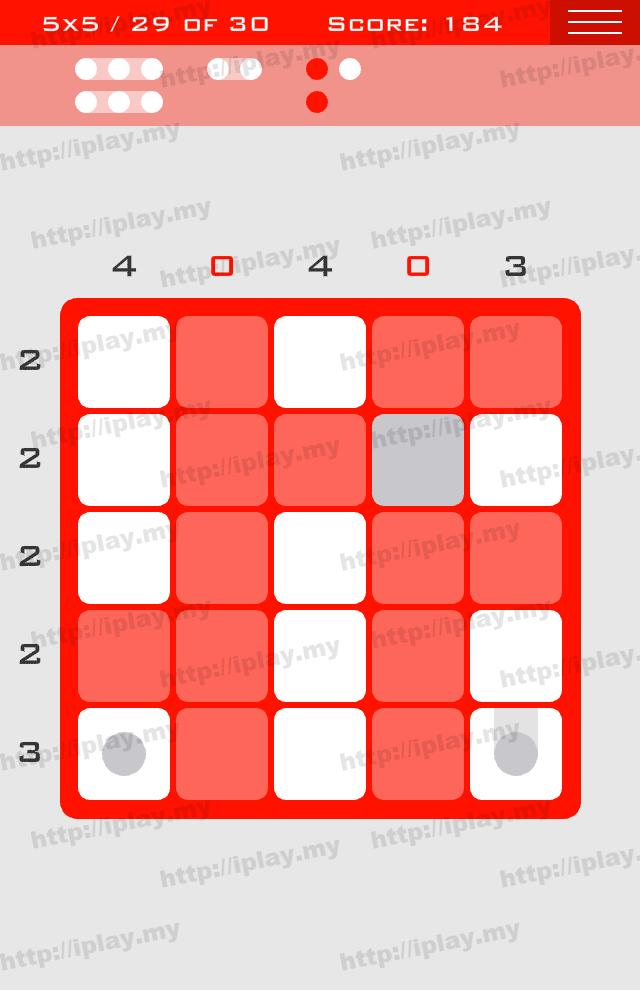 Logic Dots 5x5 - 29