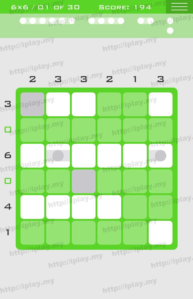 Logic Dots 6x6 - 1