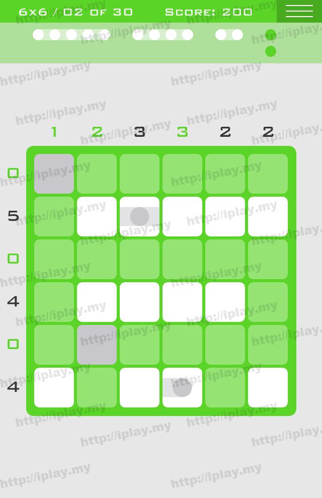 Logic Dots 6x6 - 2
