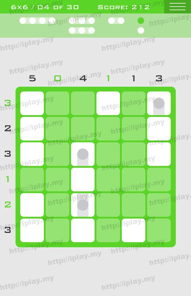 Logic Dots 6x6 - 4