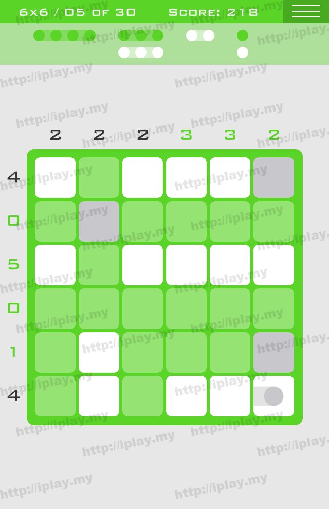 Logic Dots 6x6 - 5