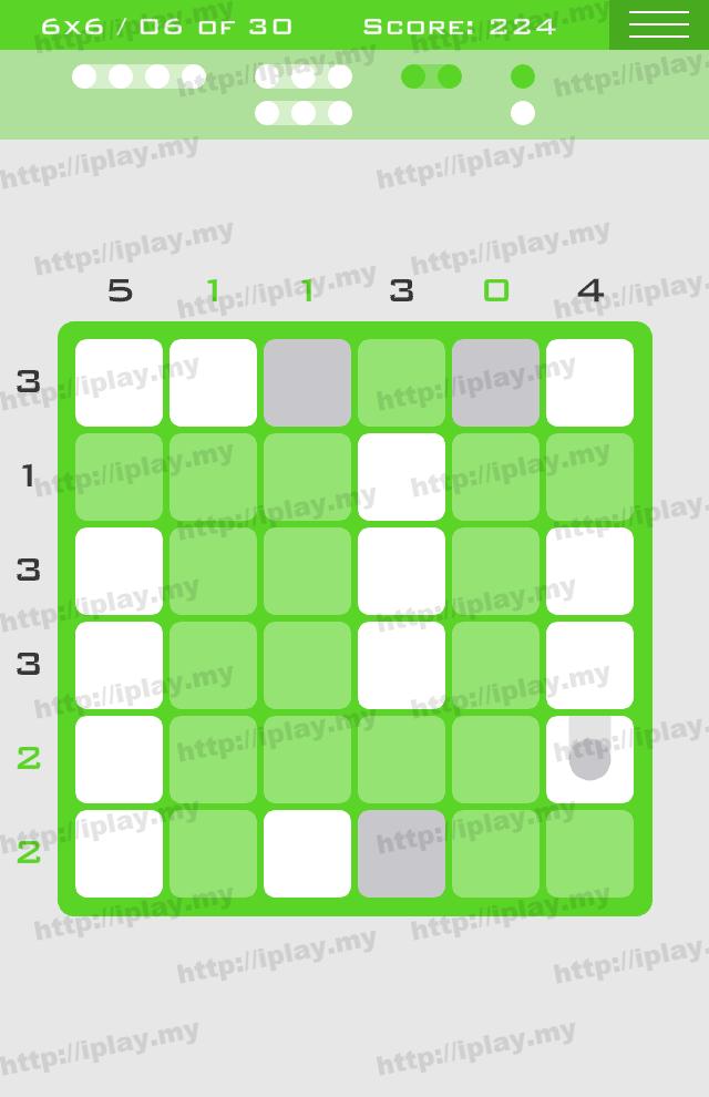 Logic Dots 6x6 - 6