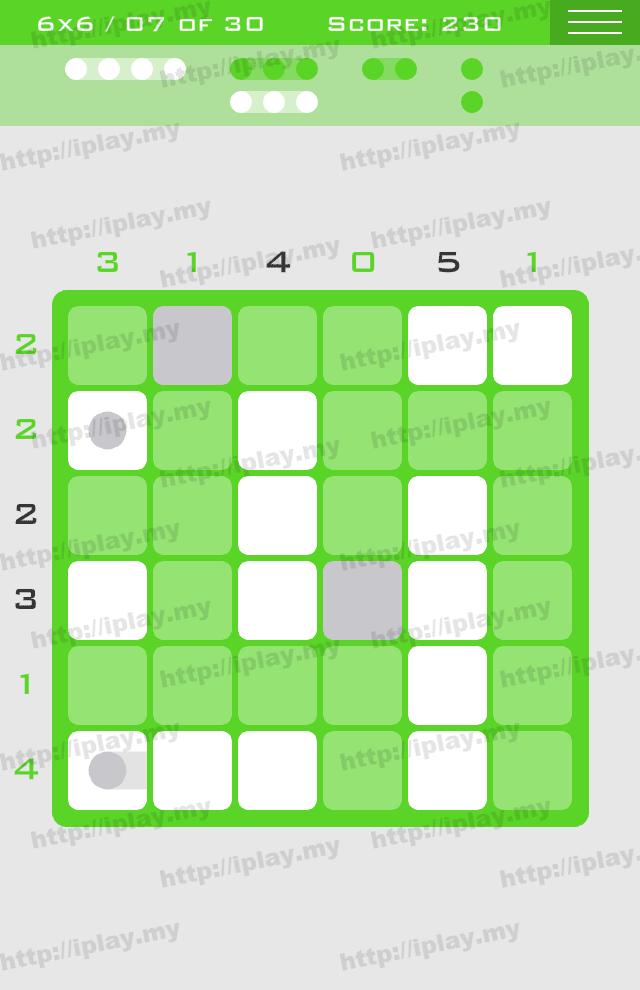Logic Dots 6x6 - 7