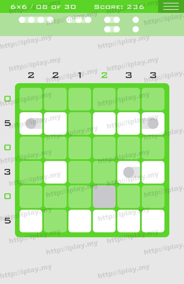 Logic Dots 6x6 - 8