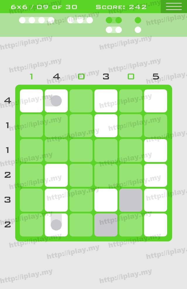 Logic Dots 6x6 - 9