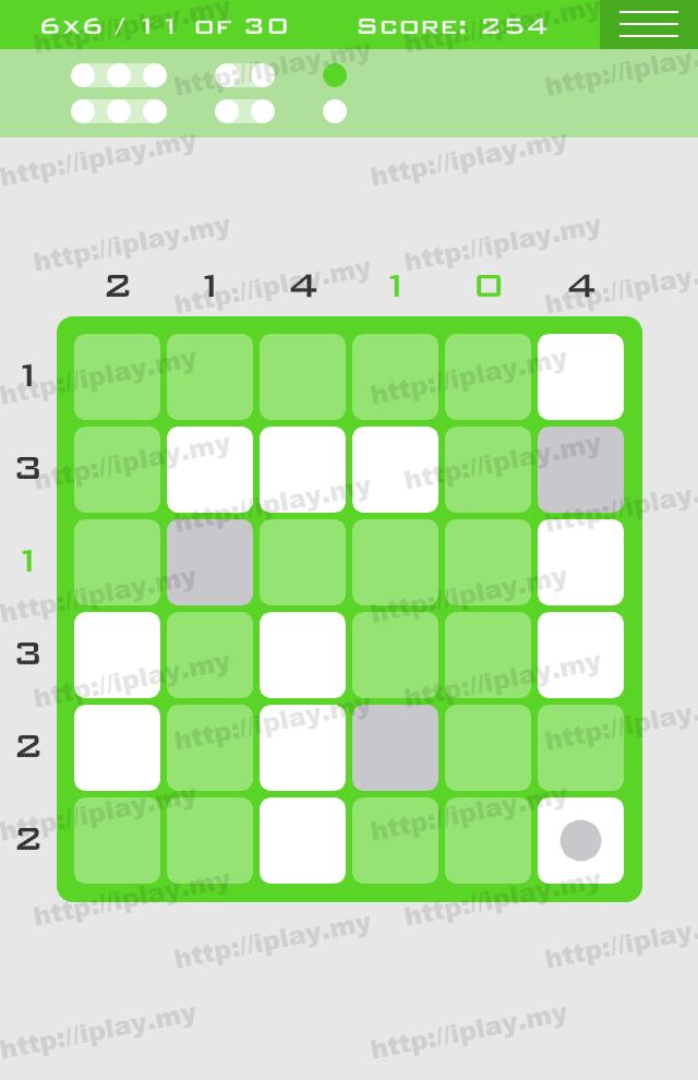 Logic Dots 6x6 - 11