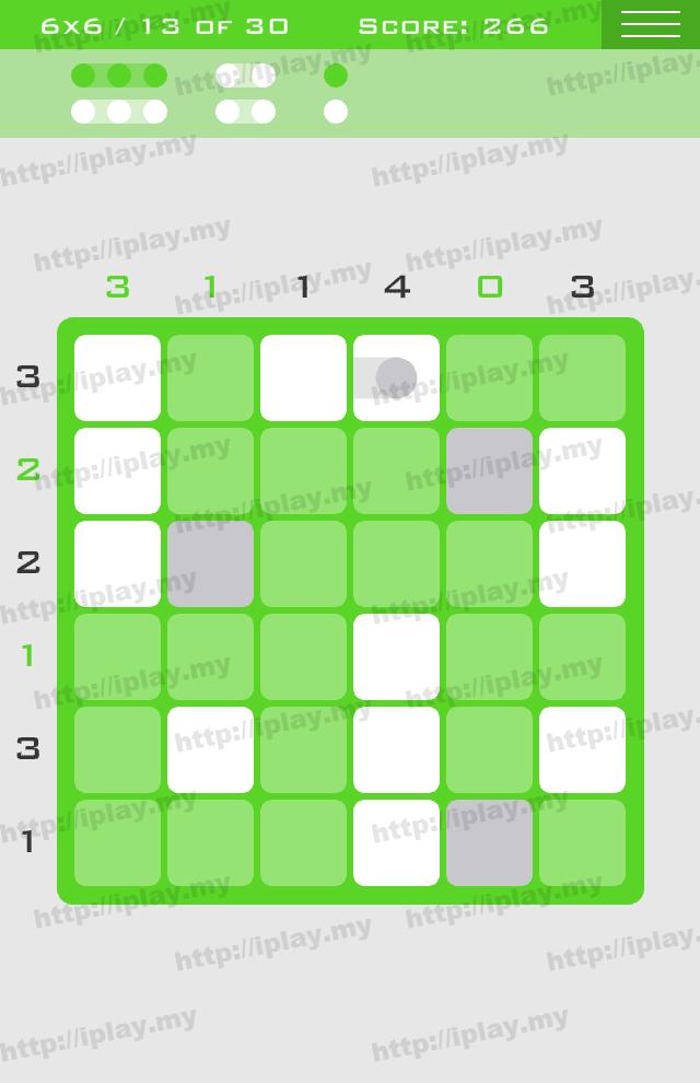 Logic Dots 6x6 - 13