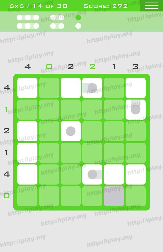 Logic Dots 6x6 - 14