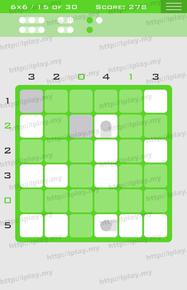 Logic Dots 6x6 - 15