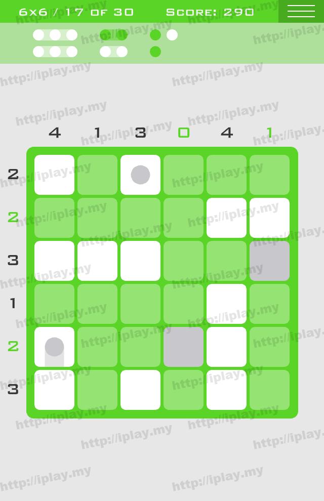 Logic Dots 6x6 - 17