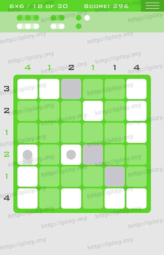 Logic Dots 6x6 - 18