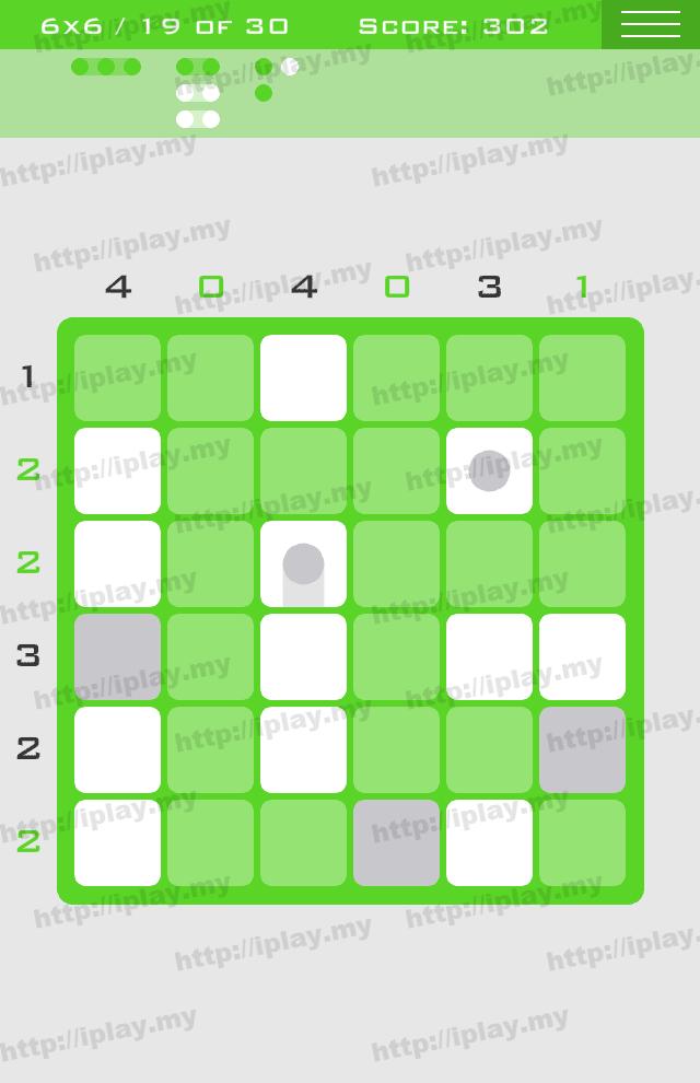 Logic Dots 6x6 - 19
