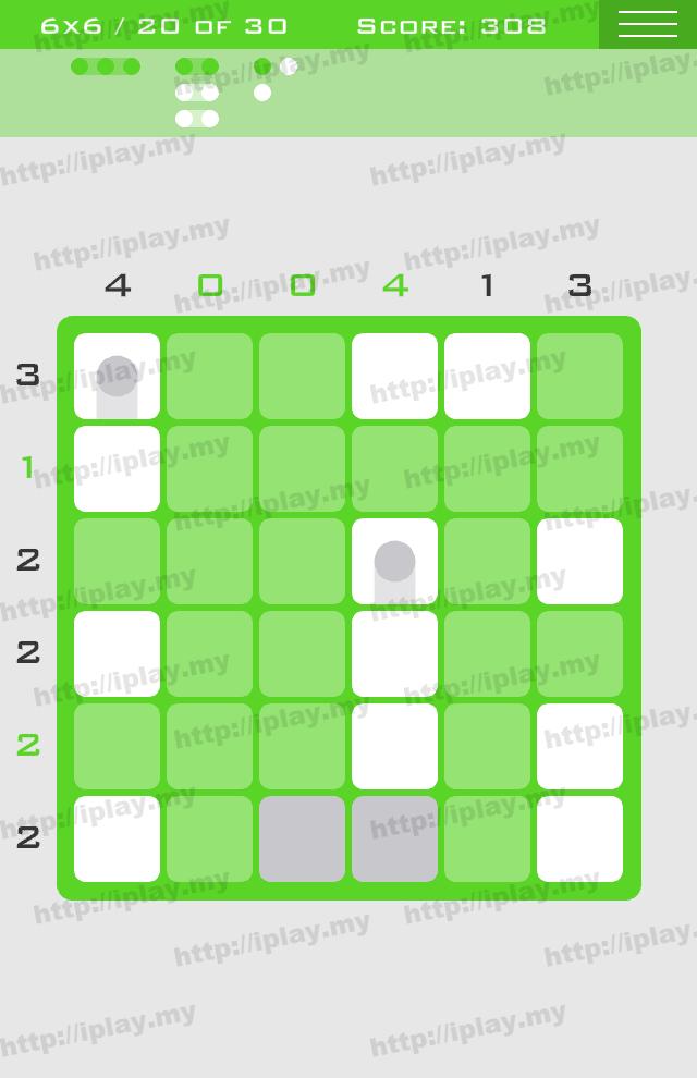 Logic Dots 6x6 - 20
