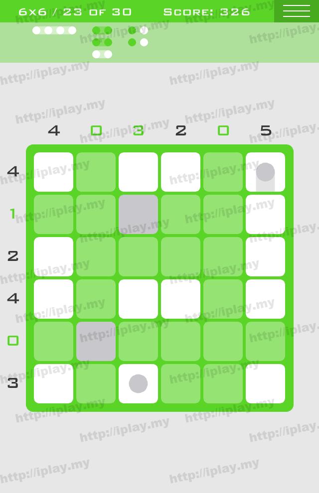 Logic Dots 6x6 - 23