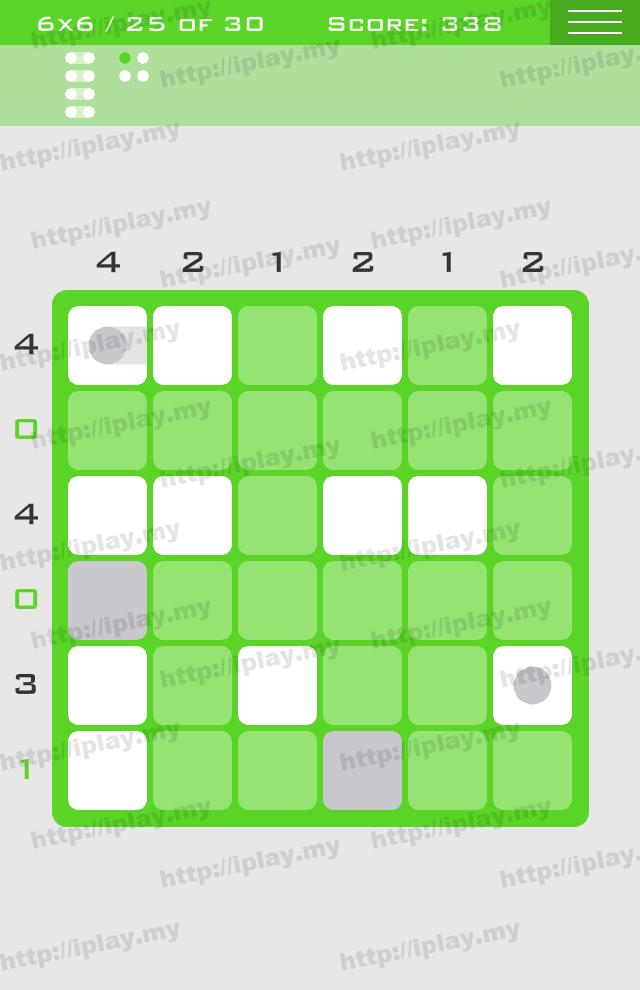 Logic Dots 6x6 - 25