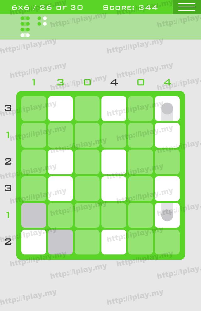 Logic Dots 6x6 - 26