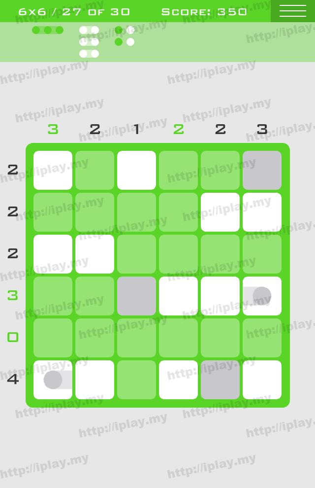 Logic Dots 6x6 - 27