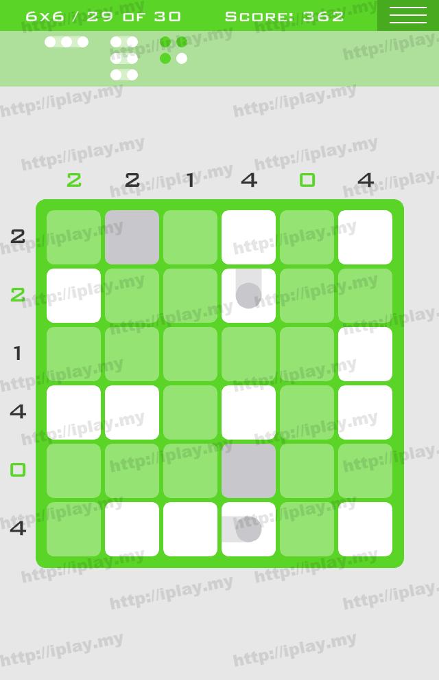 Logic Dots 6x6 - 29