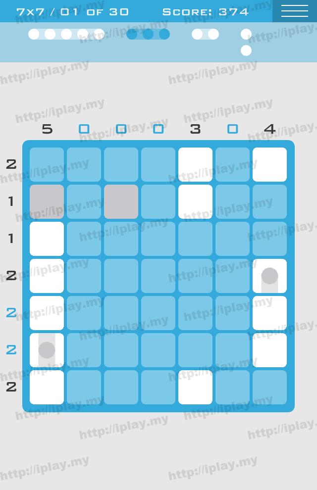 Logic Dots 7x7 - 1