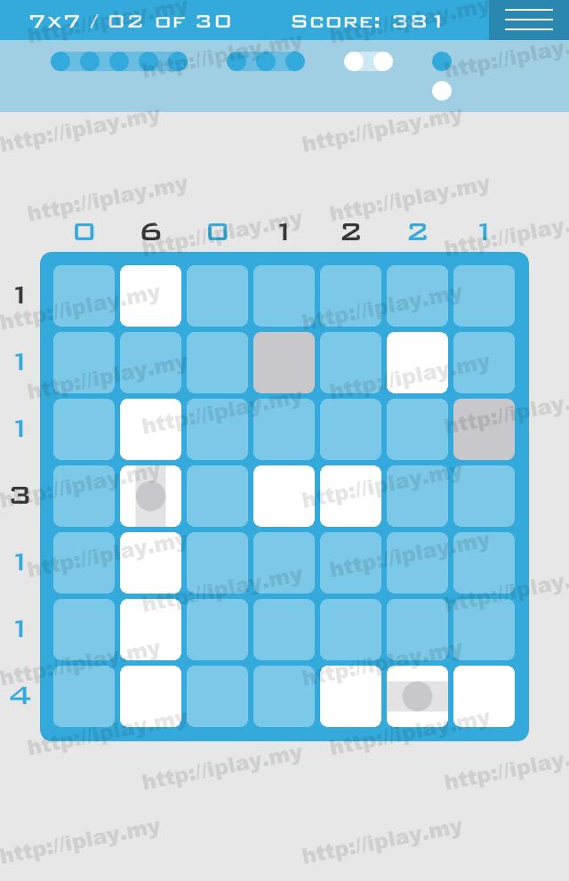Logic Dots 7x7 - 2