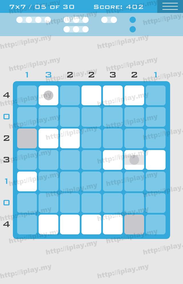Logic Dots 7x7 - 5