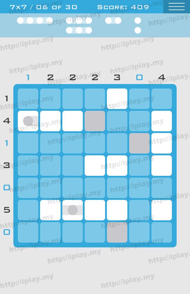 Logic Dots 7x7 - 6