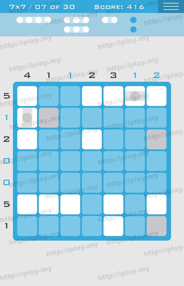 Logic Dots 7x7 - 7