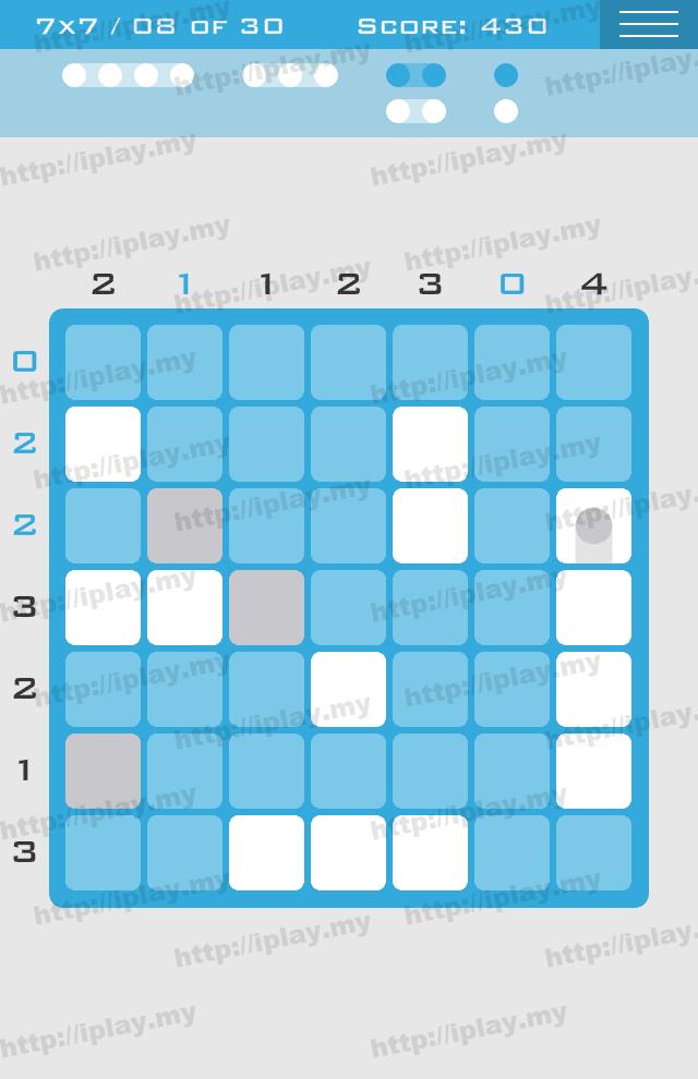 Logic Dots 7x7 - 8