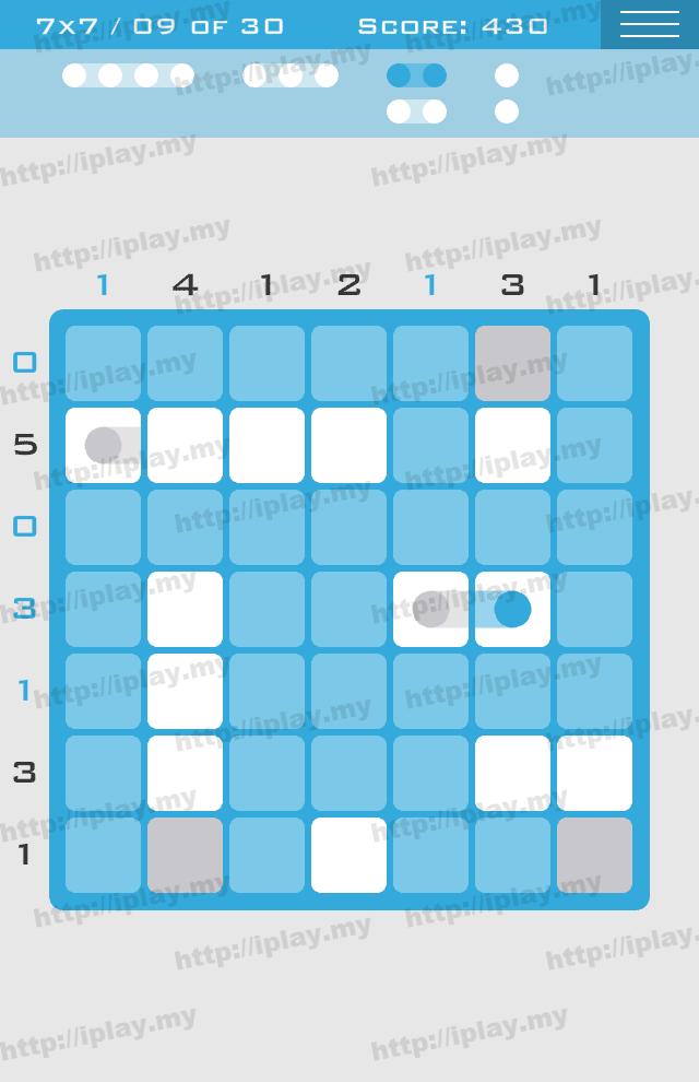 Logic Dots 7x7 - 9