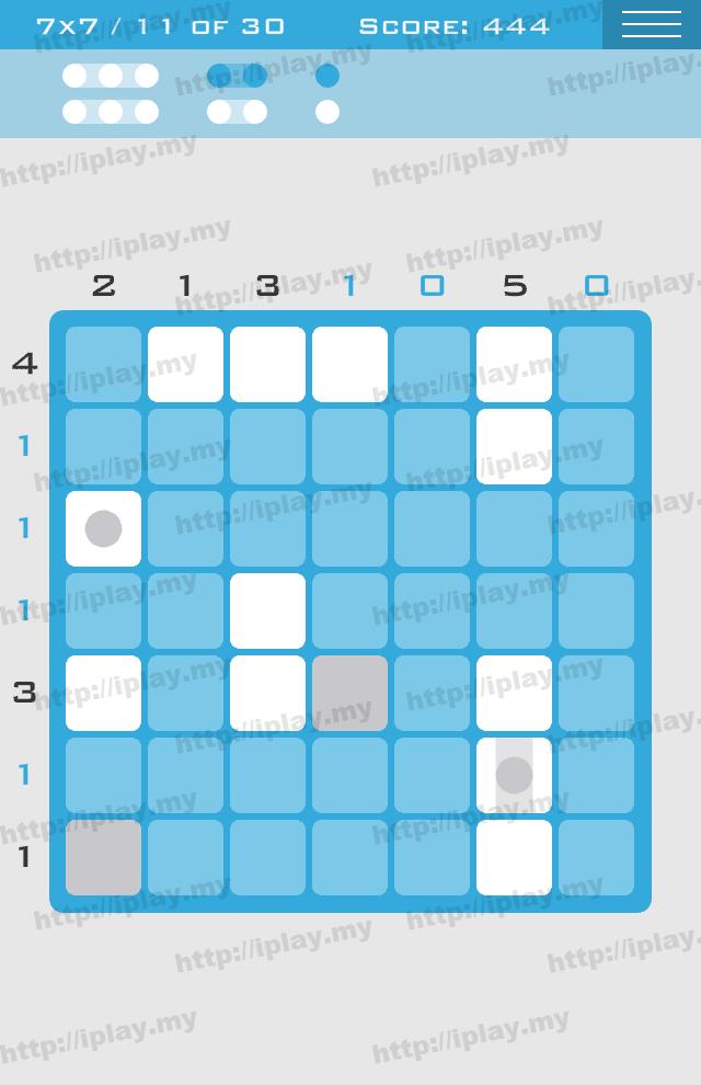 Logic Dots 7x7 - 11