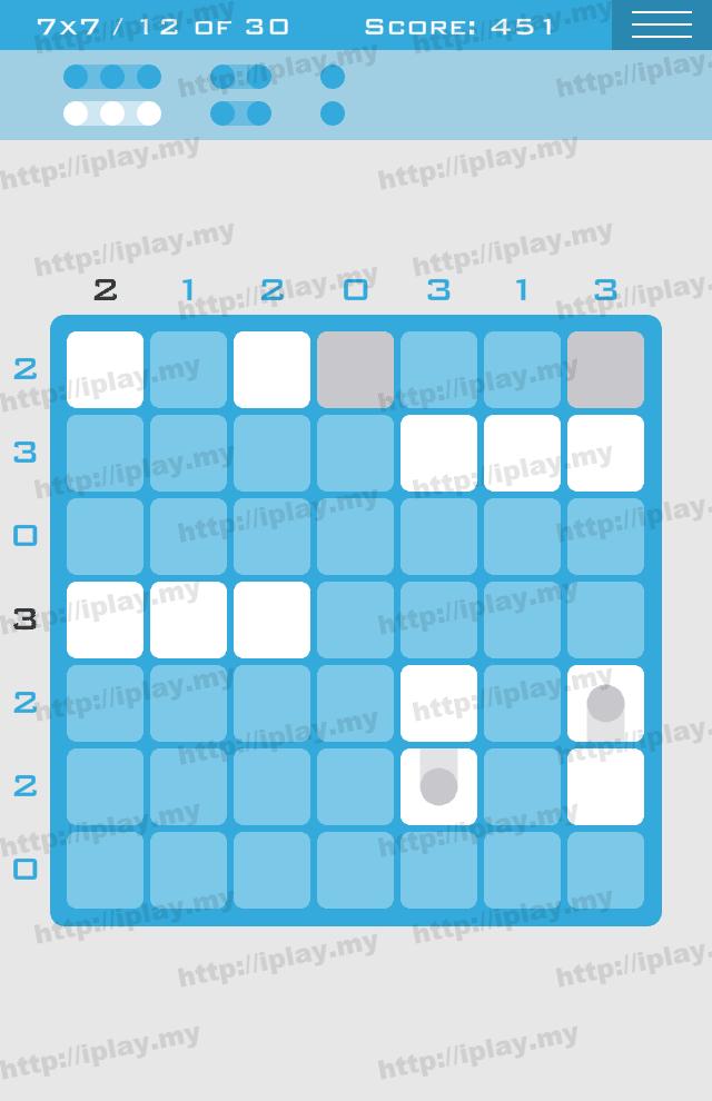 Logic Dots 7x7 - 12